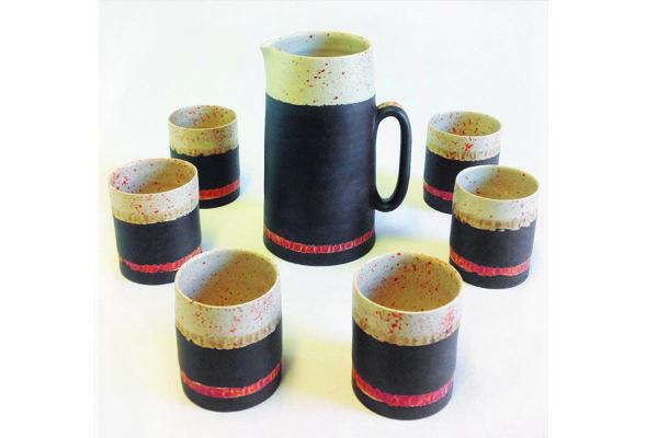 set -bicchieri-ceramica