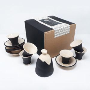 servizio-caffè-ceramica-artigianale