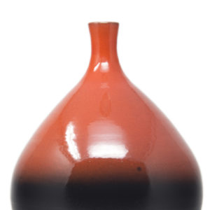vaso-ceramica-arancione