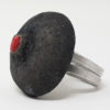 anello-bottone-sardo-ceramica