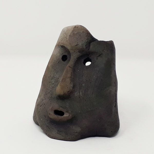 mascherina-nera-ceramica sarda