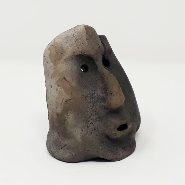 mascherina-mamuthones-ceramica-sarda