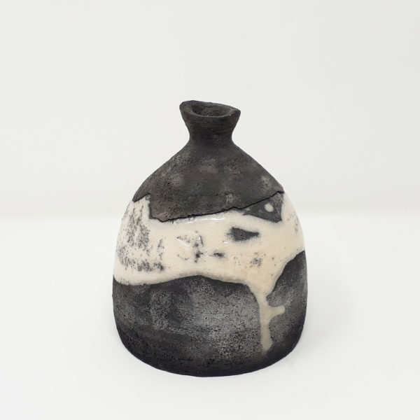 zuccheriera-ceramica-raku