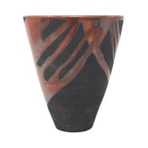 vaso-rosso-raku