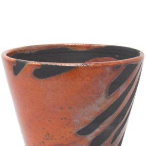 vaso-moderno-ceramica-raku