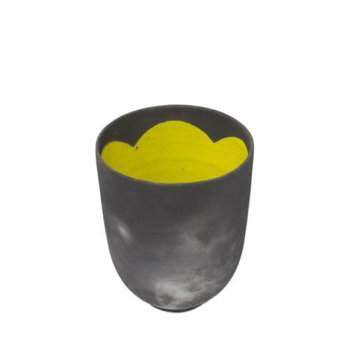 vaso-raku-giallo