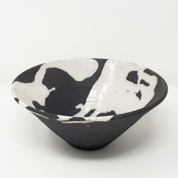 ciotola-raku-bianco-nero